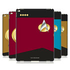 OFFICIAL STAR TREK UNIFORMS AND BADGES TNG HARD BACK CASE FOR APPLE iPAD on eBay