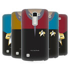 OFFICIAL STAR TREK UNIFORMS AND BADGES DS9 HARD BACK CASE FOR LG PHONES 3 on eBay
