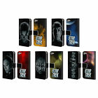 STAR TREK CHARACTERS REBOOT XI LEATHER BOOK CASE FOR APPLE iPOD TOUCH MP3 on eBay