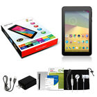 New Version,10.1'' Tablet Android 8GB Quad Core Dual Camera WiFi