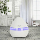 LED USB Air Humidifier Home Diffuser Ultrasonic Aroma Essential Oil Purifier