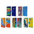 OFFICIAL DAWGART WILDLIFE LEATHER BOOK WALLET CASE FOR SAMSUNG PHONES 1
