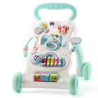Kid Baby Walker Push Activity Prewalker First Step Toy Trolley with Music NEW US