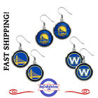 FREE Cabochon Design W/Purchase of Earrings-GOLDEN STATE WARRIORS on eBay