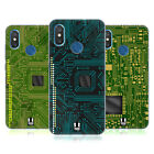 HEAD CASE DESIGNS CIRCUIT BOARDS SOFT GEL CASE FOR XIAOMI PHONES