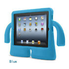 For Apple iPad 9.7 2018 6th 5th Generation Kid Handle Shockproof Soft Case Cover