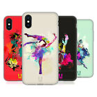 HEAD CASE DESIGNS DANCE SPLASH GEL CASE FOR APPLE iPHONE PHONES