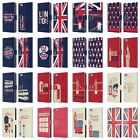 HEAD CASE DESIGNS LONDON BEST LEATHER BOOK WALLET CASE COVER FOR HUAWEI PHONES 2