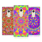 HEAD CASE DESIGNS MANDALA FLOWERS SOFT GEL CASE FOR ALCATEL PHONES