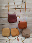 Handmade Soft Leather Pouches-5  colors to choose from image