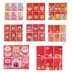 Внешний вид - 6x cute chinese new year red packet red envelope 2019 year of the pig lucky