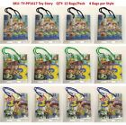 Toy Story Gift Favor 12 Bag Birthday Party Supply Disney Goody Woody Buzz Regalo