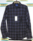 New Apt 9 Mens Soft Touch Cotton Flannel Long Sleeve Shirts $12.99 Free Shipping