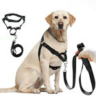 Nylon No-Pull Dog Strap Training Control Front-Leading Puppy Harness Dogs Walk