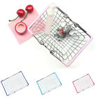 Kids Shopping Basket Role Play Grocery Supermarket Toy Play Jewelry Basket Hot