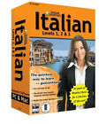 Topics Entertainment Instant Immersion Italian Levels 1, 2 & 3 for PC, Mac