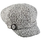 Scala Pronto Polyester Jockey Cap O-ring Detail Fully Lined (LW683)
