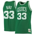 Larry Bird #33 Boston Celtics Classic Green Retro Throwback Swingman NBA Jersey on eBay
