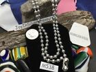 """304 Stainless Steel #10 Ball 4.8mm Chain 18"""", 24"""", 30"""", 36"""", 48"""" Necklaces M538 $6.28 USD on eBay"""