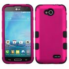 For LG D415 (Optimus L90) Case Cover Accessories Hybrid TUFF Rugged Armor