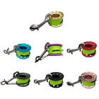 Cave Scuba Diving Reel Underwater Wreck Dive Spool Double Ended Clips Reels