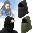 Cold Weather Windproof Thermal Fleece Neck Warm Balaclava Ski Snow Face Mask Hat