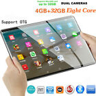 10.1'' Tablet PC Android 7.0 Eight Core 4+32GB HD Wifi 2 SIM 4G Phablet DSUK