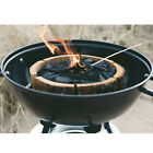 100% Natural BBQ Sustainable Alder Wood & Untreated Charcoal Outdoor EcoGrill