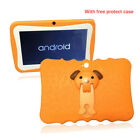 7'' Quad Core Android4.4 Tablet PC WiFi 8GB for Christmas Kids Children Gift