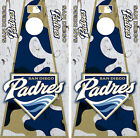 San Diego Padres Cornhole Wrap MLB Decal Vinyl Camouflage Sticker Skin Set YD60 on Ebay