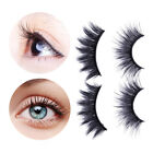 BONNIE CHOICE False Eyelashes Thick Reusable Black Fake Eyelash Extension Makeup