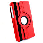 """For Samsung Galaxy Tab Pro 8.4"""" T320/T321 PU Leather 360 Rotating W/Stand Case"""