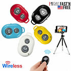 Wireless Remote Control Bluetooth Selfie Camera Shutter for iPhone XR XS Samsung