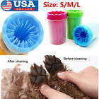 Pet Paw Plunger Mud Cleaner Washer Mudbuster Dog Cat Pets Paw Clean Cup Portable