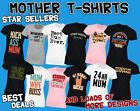 Womens MOTHERS DAY T-Shirt Gift Ladies Funny Designs For MUM Birthday Present
