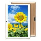 10.1'' 64GB Android 7.0 Tablet PC Core HD WIFI 2 SIM 4G Phablet Cam US