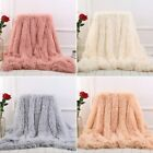 Super Soft Warm/FurThrow Blanket 130*160cm/160*200cm image