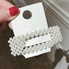 Fashion Pearl Metal Hair Clip Hairband Comb Bobby Pin Barrette Hairpin Headdress