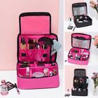 Pro Portable Large Make-Up Bag Vanity Storage Case Box Cosmetic Nail Tech Beauty
