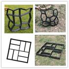 DIY Driveway Paving Stepping Stone Pavement Mold Concrete Pathmate Garden Mould image