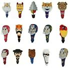 NEW Team Effort NCAA Mascot Driver Head Cover - Pick Your team