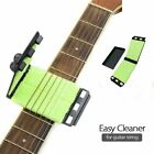 Guitar Cleaning Tool Set Portable Quick Scrubber Cleaner Bass String Fingerboard