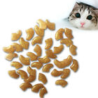 20Pcs Pet Dog Cat Soft Rubber Kitten Paw Claw Control Nail Caps Cover Simple US
