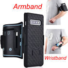 Sport Armband Case Wristband Cover Phone Holder For Samsung Galaxy Note 9 10 10