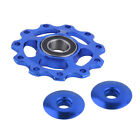 11T Aluminum Bike Bicycle Gear Guide Wheel Rear Pulley Repair Accessory Supply