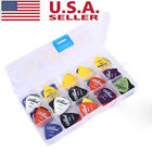 100Pcs Electric-Guitar Bass-Pic Acoustic Music Pick Plectrum Assorted Thickness
