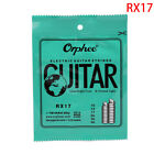 1 Set Practiced Nickel Plated Steel Guitar Strings For Electric Guitar RX Serie`