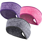 Women Sport Cycling Snowboarding Fleece Ponytail Headband Ski Ear Warmer