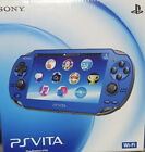 Used Sony Playstation PS Vita PCH-1000  white, black, red , blue