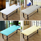 6Color Beauty Massage Elastic Spa Bed Table Covers Salon Couch Sheet Beddings US image
